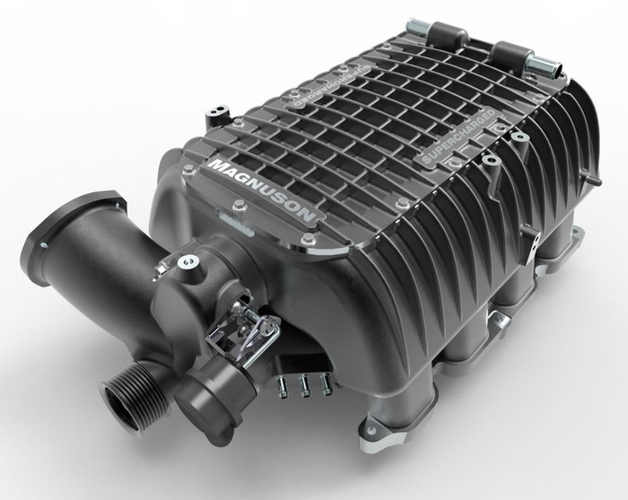 Magnuson TVS1900 Supercharger System 09-17 Toyota Tundra 5.7L V8 (01-19-57-107-BL)
