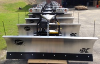 FISHER HDX STAINLESS STEEL PLOWS NOW IN STOCK