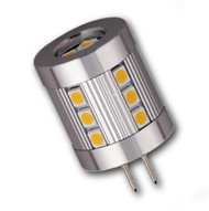 21-LED Ultra Bright G4 Replacement (AL-G4-21-WW)