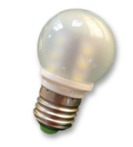 Compact Edison Medium Screw Base A45 LED Bulb