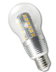7W Edison Medium Base E26 LED Light Bulb
