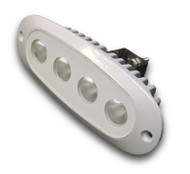 Flush Mounted LED Deck Light or LED Spreader Light