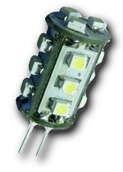 G4 LED Bulb 15 LED SMD Mini Tower