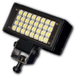 Waterproof LED Flood Light (12VDC or 24VDC)