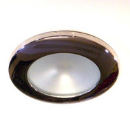 Polished Hi-Line Stainless Steel LED Puck Light