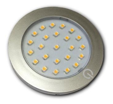 Surface Mount 24 LED Touch Light Fixture