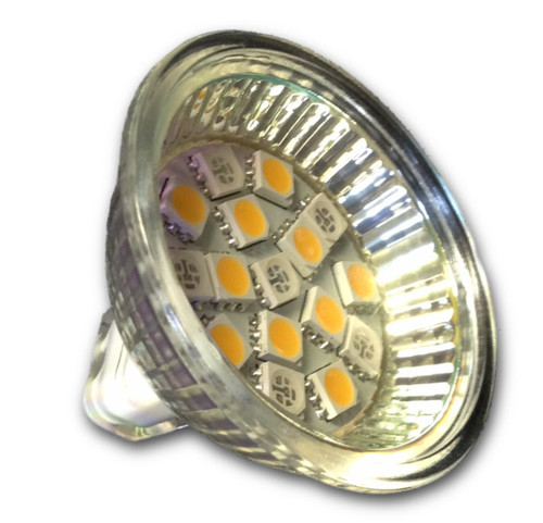 MR16 LED Switchable Red and Warm White