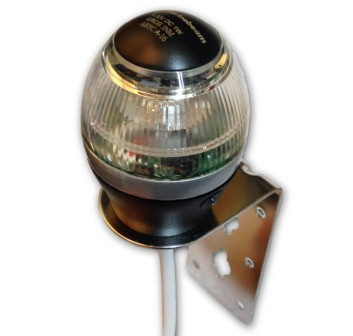 LED All-Around Anchor Light with Photocell