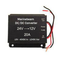 Heavy-Duty 24V to 12V and 32V to 12V DC-to-DC Converter