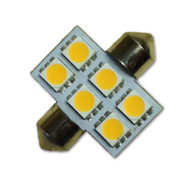 Festoon LED Bulb 31mm 1-1/4""