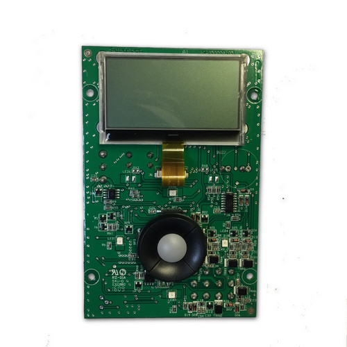 Replacement circuit board and display for Scheiber Navigraph Tank Monitor