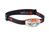 Navisafe LED Headlamp - Red / White / Spotlight / Strobe | 110 Lumens
