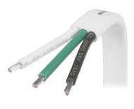 Flat Profile 10/3 Marine Tinned Cable
