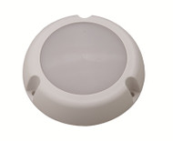 IP67 Waterproof Surface Mount LED Lamp - Frosted Lens