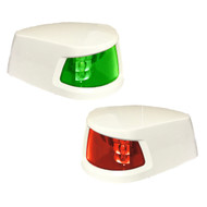 LED Navigation Side Lights 12V/24V Horizontal Mount