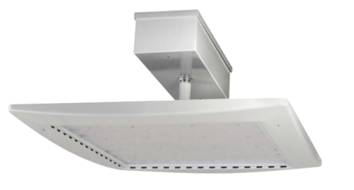 VLEDCPY White LED Canopy Light Designed For Petroleum And General Lighting Applications These Lights Provide A