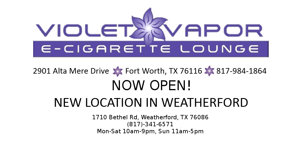 New location NOW OPEN