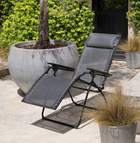 Lafuma Back Support Recliner Chair