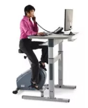 Lifespan Fitness - Bike Desks