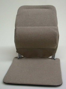 Sacro Ease BRSM Standard, Back & Seat Cushion For Car