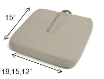 McCarty's Sacro Ease Car Seat Cushion – RCRX, RSCRX, RNCRX