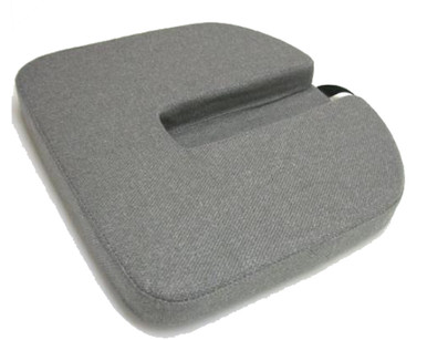 Sacro Ease Executive RX Coccyx Cutout Chair Cushion By McCart's