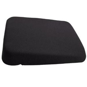 """Sacro Ease Ergo Wedge Memory Foam 3"""" To 1"""" Taper Seat Wedge Cushion"""