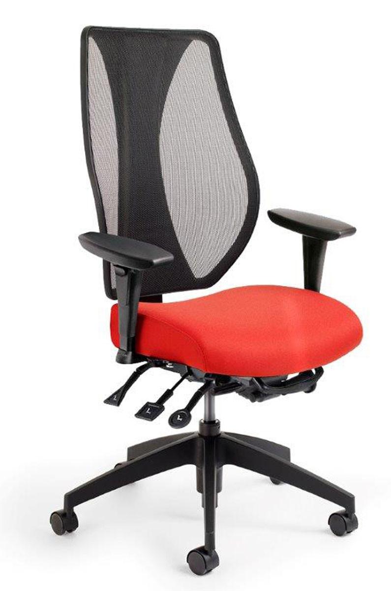 TCentric Hybrid Ergonomic Task Mesh Chair