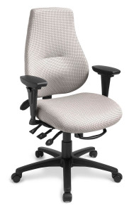 ErgoCentric MyCentric Series Multi-Tilt Chair