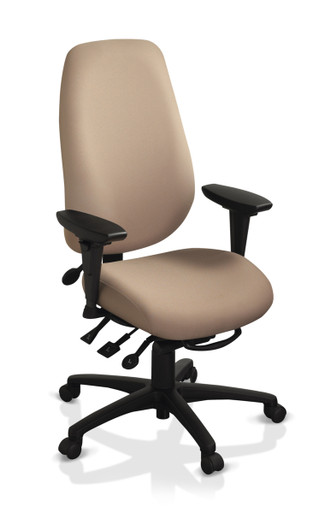 ErgoCentric GeoCentric Ergonomic Chair for Tall People