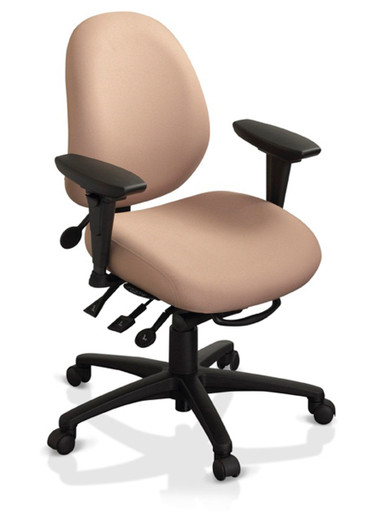 GeoCentric Task Chair w/ Air Thoracic & Air Lumbar by EgoCentric (geo-MB-MT)