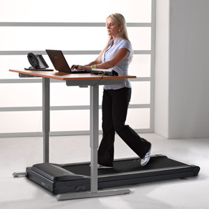 Lifespan Desk Treadmill TR1200-DT3 for Workplace Walking Desk