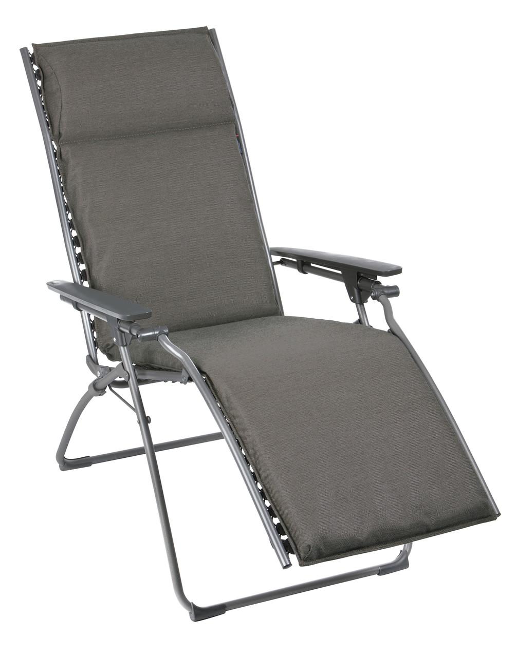 Outdoor anti gravity chair - Lafuma Evolution Hedona Privilege Zero Gravity Chair Recliner