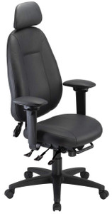 eCentric Executive High Back Executive Office Chair