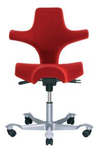 HÅG Capisco 8106 Chair with Saddle Seat & Backrest