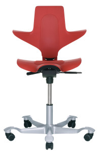 Hag Capisco Puls 8010 Office Chair with Partial Cushion Seat