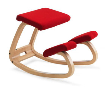Variable Balans The Original Keeling Chair - Red
