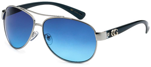 Lady's Color Aviator Green