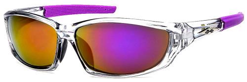X Loop clear purple