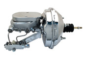 "GM-352 - GM A, F, X 9"" Chrome Power Brake Booster Conversion Kit (Disc/ Drum)"