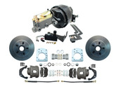 DBK5771- MPDC-200  - 1959-1971 Early Model Dodge D100 Power Disc Brake Kit
