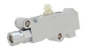PV4C  -  GM Disc/Disc Proportioning Valve - Chrome