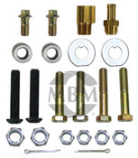 HWK5558  -  Full Size Chevy Disc Brake Hardware Kit