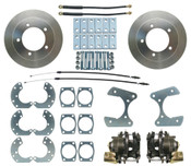 "DBK9TRK- 9"" Ford Truck Rear End Disc Brake Kit"