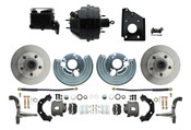 DBK6272-BCK8536-1  - 1966-1970 B Body O.E.M. Style Disc Brake Kit & Booster Conversion Kit w/ Casting Numbers