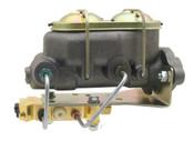 MCK111BM - Universal Cast Iron Master Cylinder Kit w/ Bottom Mount Disc/ Drum Proportioning Valve