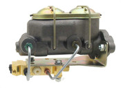 "MCK111BM - Universal Cast Iron 1"" Bore Master Cylinder Kit w/ Bottom Mount Disc/ Drum Proportioning Valve"