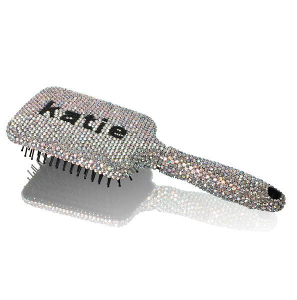 Cinderella's Embellished Hair Brush