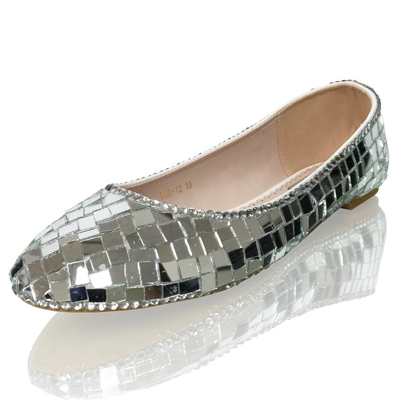 Marc Defang Exclusive Mirror flats