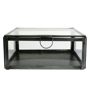 Zander Zinc and Glass Box
